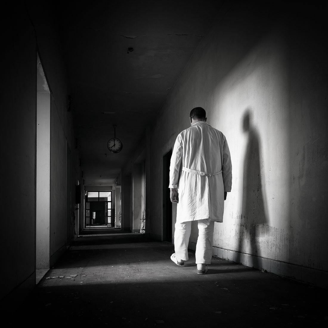 Empty corridors